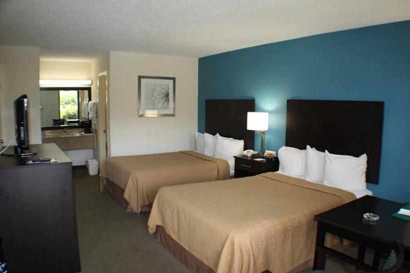 Spacious Rooms at Georgia